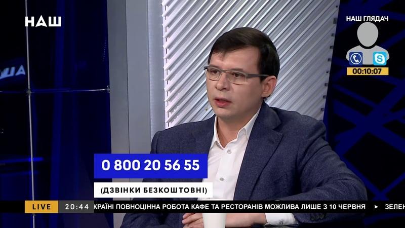 Мураев Нужели года недостаточно чтобы вручить хоть одно подозрение Порошенко