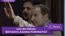 Люсьен Фрейд Тициан Conversation with a recluse Lucian Freud 2008 Interview