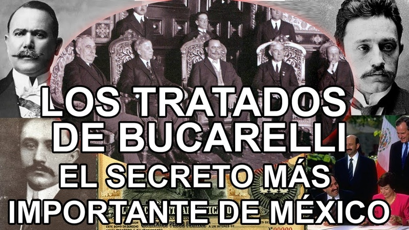 EDICION ESPECIAL Los Tratados de Obregon El Secreto más importante de México