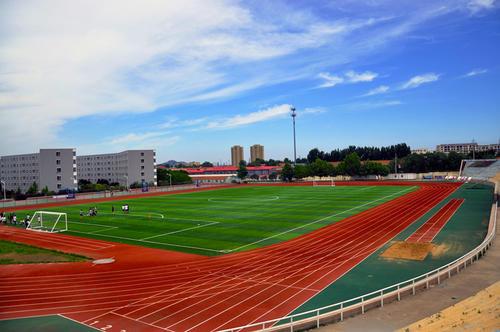 Стадион института «Циньдао»