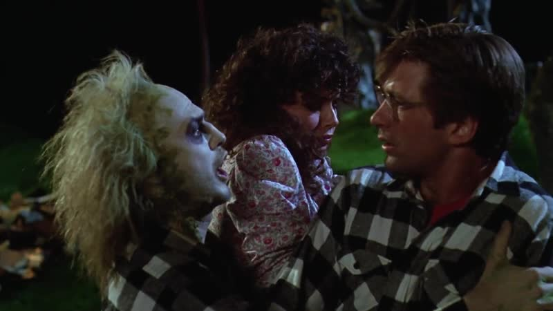 Фильм Битлджус 1988