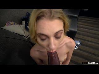 KinkyFamily Chloe Cherry- IM THE ONE FUCKING MY STEPSIS  Kinky Family POV Cumshot Teen - HD 1080