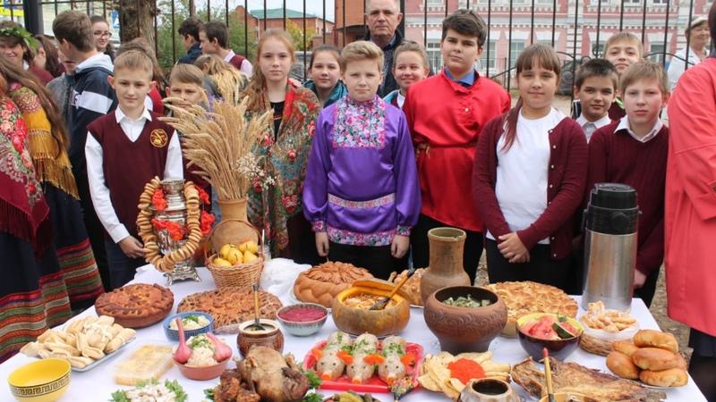 Дети Хопра- кадеты МАОУ СШ №6_ Урюпинск
