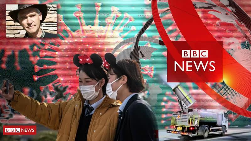 Is BBC Fueled Coronavirus Pandemic Panic Another Fake News Inject with David Hawkins
