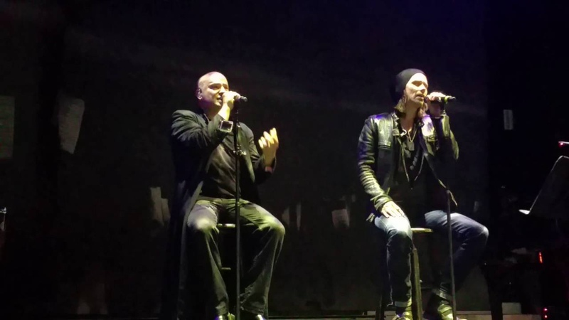 Myles Kennedy and Disturbed perform The Sound Of Silence at PAIN2016