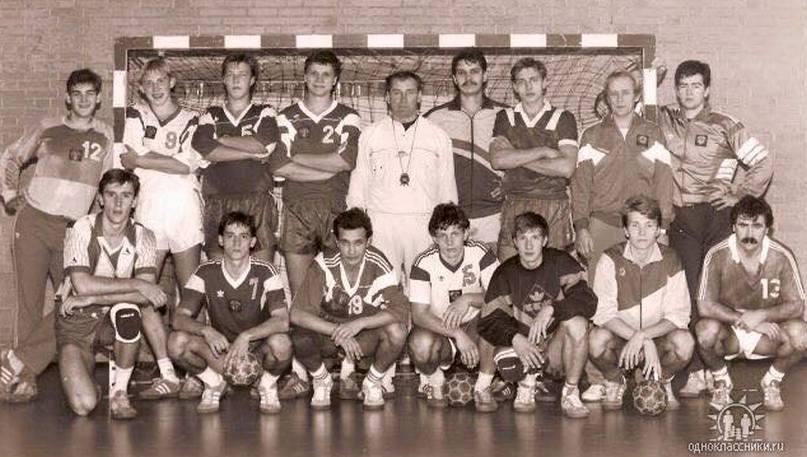 1991 год. Молодежная сборная СССР