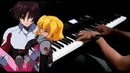 Mobile Suit Gundam Seed OST - Kanashimi | Piano Cover