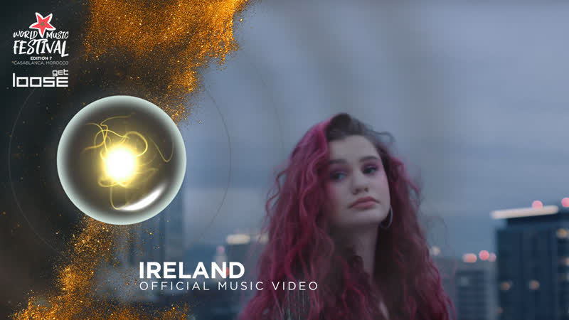 IRELAND Cloe Wilder Crying When I Shouldn't Official Music Video World Music Festival 7