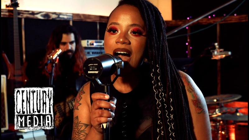 OCEANS OF SLUMBER The Adorned Fathomless Creation OFFICIAL VIDEO