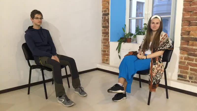 Раскрепощение - интервью с участником, Ваня