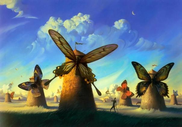 Владимир Куш родился в г Москва в 1965 году. С детства увлечён живописью, учился в художественной школе. На показе картин в немецком городе Кобурге, состоявшемся в 1990 году, практически все