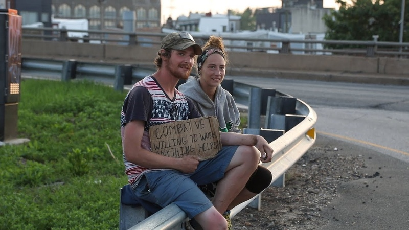 Philadelphia Clears Its Drug Encampments Leaving Many With No Place To Go