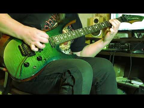 Joe Satriani - Cryin (Inspector Joker Custom)