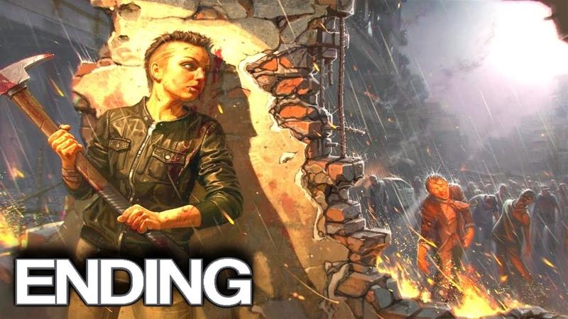 WORLD WAR Z GAME OF THE YEAR (WWZ GOTY) DLC Gameplay Walkthrough ENDING - EPISODE 5