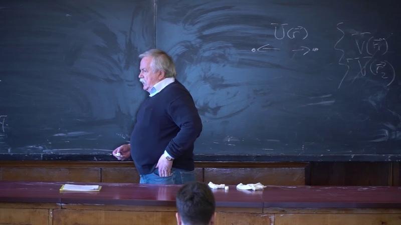 Елютин П. В. - Квантовая теория - Многоэлектронные атомы (Лекция 13)
