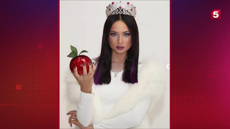 Актриса и певица Настасья Самбурская