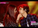 【TVPP】Kevin(ZE:A) - Knock with Kyungri Sojin, 케빈(제아) - 노크 with 경리, 소진 @ Show! Music Core Live
