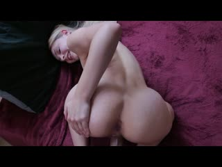 Aften Opal - Summer School (Teen, Blonde, Blowjob, POV, Stepdad, Natural Tits)
