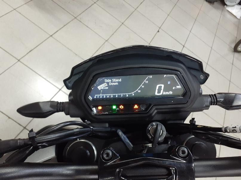 Обзор мотоцикла Bajaj Dominar, изображение №13