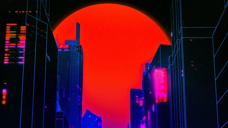 Digital Avenue ¦ XXIX ¦ Synthwave Mix