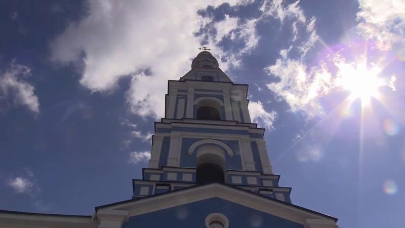 Спасо Вознесенскому кафедральному собору передана в дар икона Божьей Матери Неопалимая Купина