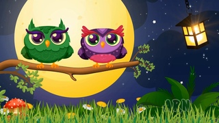 Lullaby for Baby ♫ Lullaby owl ♫ Baby Music ♫  Bedtime Lullaby For Sweet Dreams ♫ Good night, kids!
