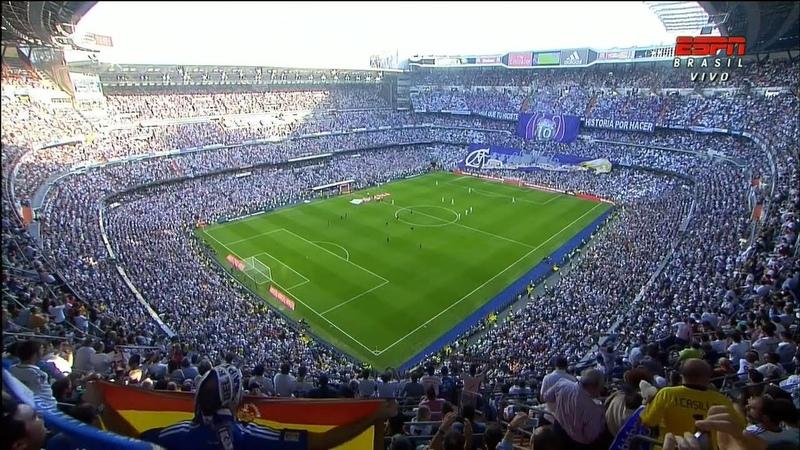 La Liga Real Madrid vs Barcelona FULL HD 1080i Full Match Portuguese Commentary