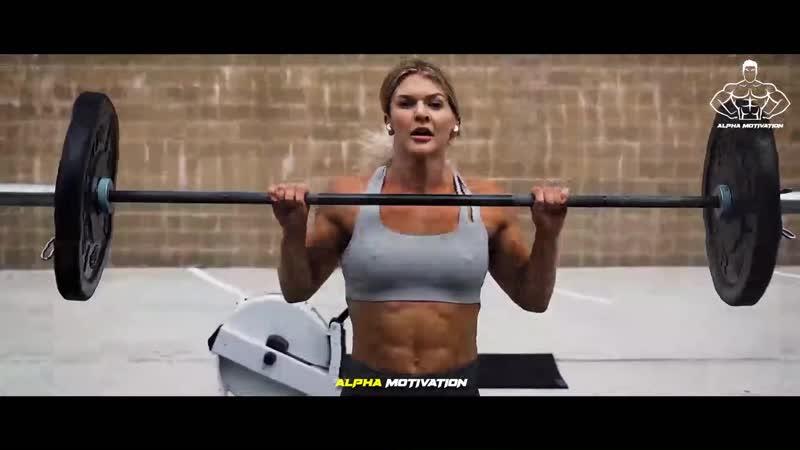 NEVER STOP Brooke Ence Motivation fitness bodybuilding crossfit