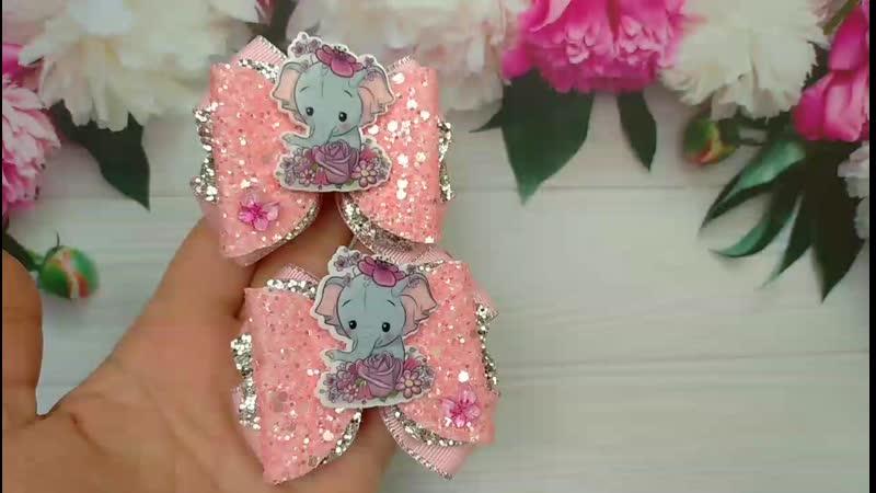 милые слоники от Milana HandMade