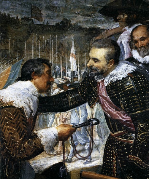 Диего Веласкес (исп. Diego Velázquez, 6 июня 15991660) испанский художник, крупнейший представитель мадридской школы времён золотого века испанской