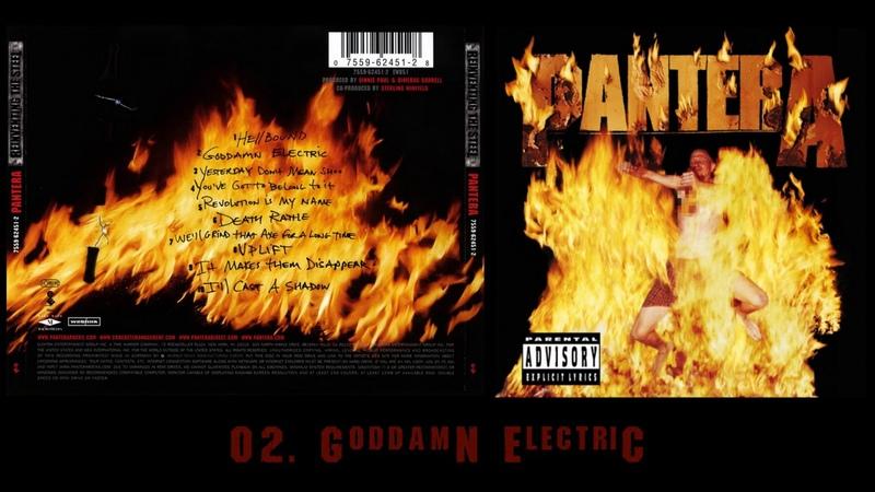 Panter̲a̲ Reinventi̲n̲g̲ The Stee̲l̲ 2000