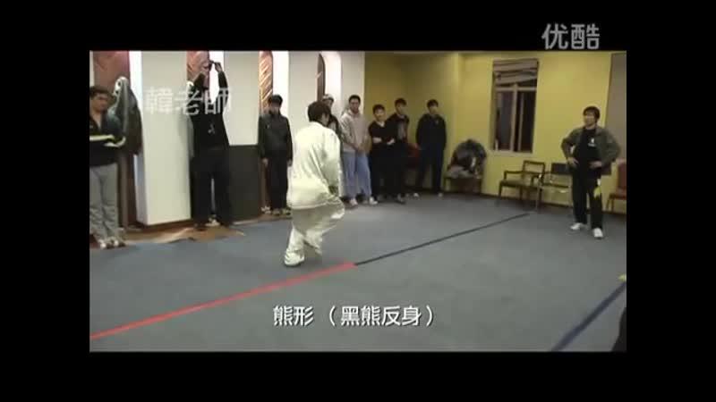 八卦掌对练和形意拳用法 the use of Bagua Zhang and Xingyi Quan