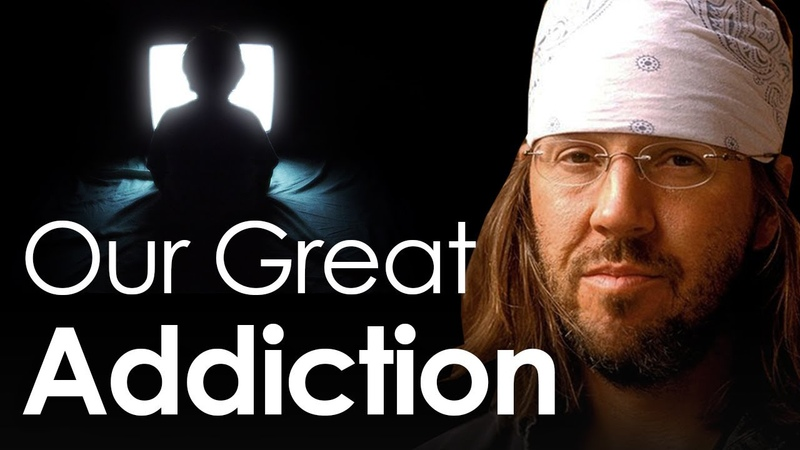 David Foster Wallace - The Dangers Of Internet Media Addiction