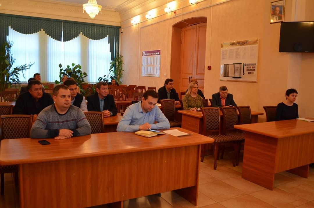 В Петровске создана рабочая группа по контролю над ситуацией с коронавирусной инфекцией