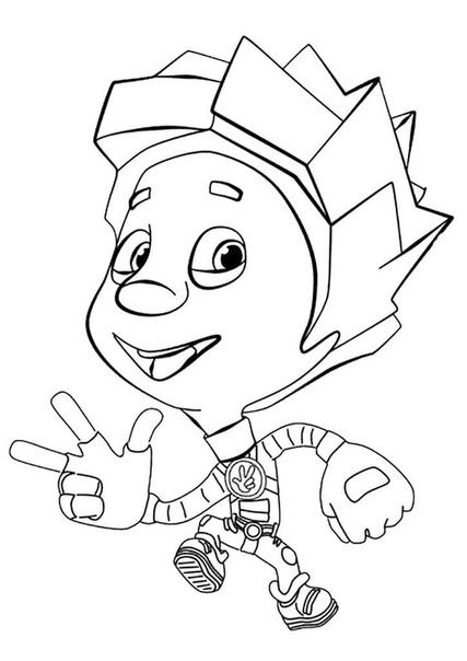 Большое пополнение раскрасок в категории герои мультиков более 100 мультраскрасок Собраны красивые картинки для мальчиков и девочек разного возраста от года до 10 лет Вовка в тридевятом царстве,