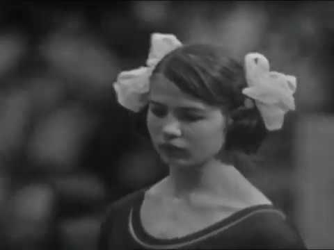 1969 European Gymnastics Champs women's EF (partial)