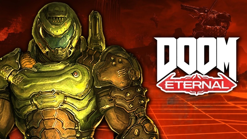 DOOM Eternal Review it RIPS and TEARS Cinemassacre Retail Reviews