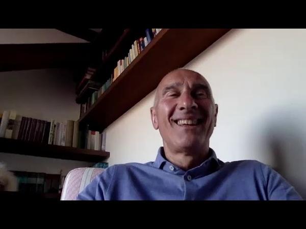 Oltre il maschio debole Intervista a Roberto Giacomelli 7 luglio 2020