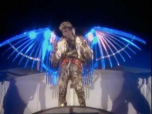 David Bowie Glass Spider tour live full concert 87