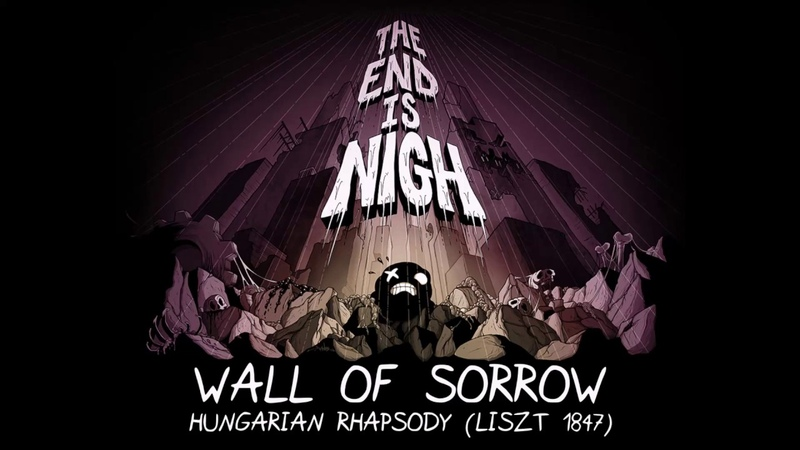 Wall of Sorrow - Ridiculon - The End is Nigh