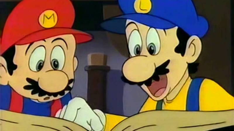 Super Mario Bros. Anime Movie Restored (Best Quality!) · English subbed · 『スーパーマリオブラザーズ ピーチ姫救出大作戦!』