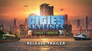 Cities: Skylines Sunset Harbor | Release Trailer | Available NOW