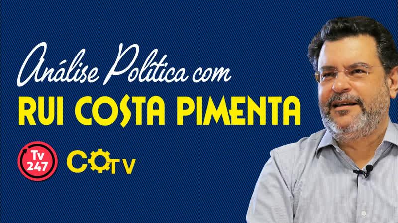 Povo reage ao governo Bolsonaro Transmissão da Análise Política na TV 247 24 03 20