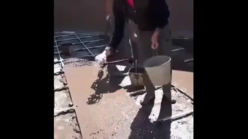 Πол под мpамоp