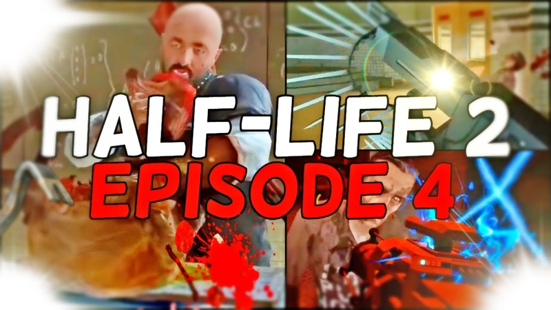 Half-Life 2: Episode 4 - Gameplay Footage
