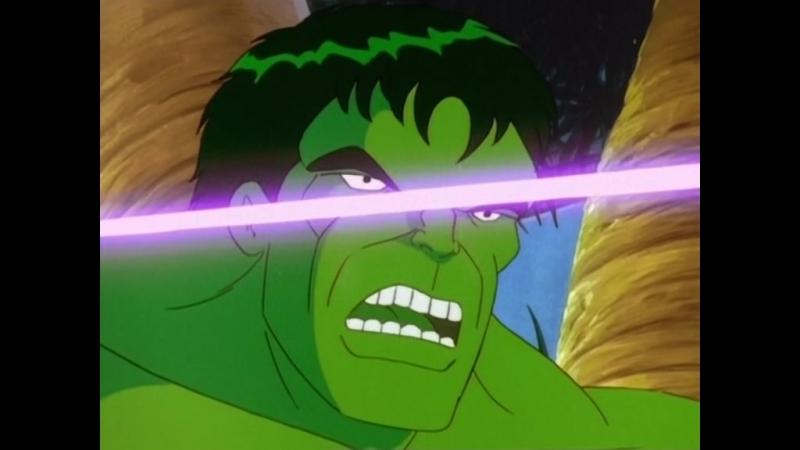 Невероятный Халк The Incredible Hulk Голливудские холмы 19 Серия