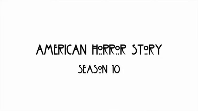 Американская история ужасов 10 сезон Обьявление