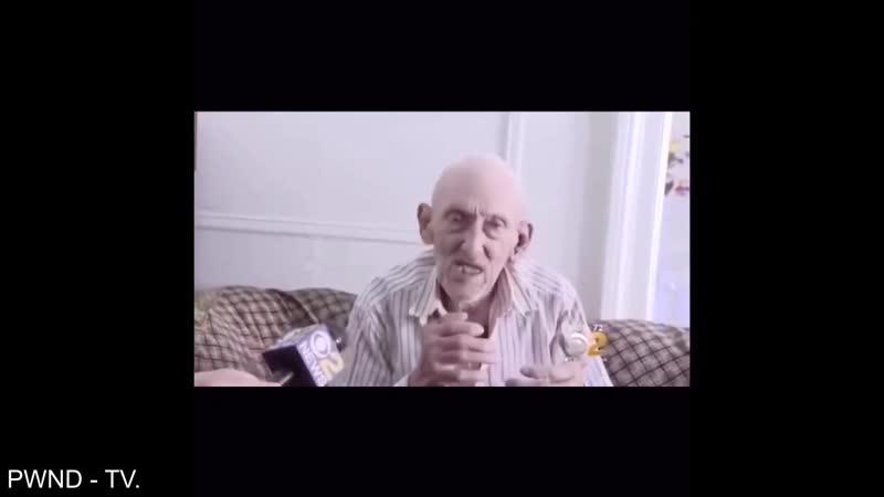 🕓➕3️⃣0️⃣ Auch vor alten gebrechlichen Menschen macht der black live matter mop nicht halt...