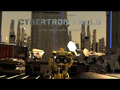 CYBERTRON FALLS - (TRANSFORMERS CGI FAN FILM)