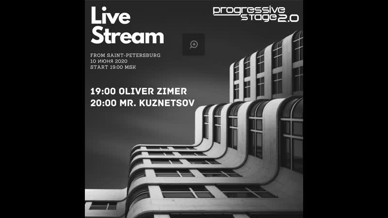 Oliver Zimer Mr Kuznetsov @ Progressive Stage 2 0 Showcase